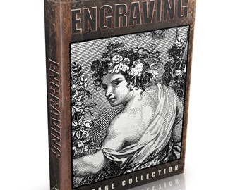 70 Engraving Etching & Printmaking Books on DVD Wood Engraving Copperplate