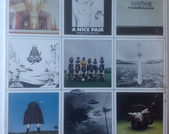 Pink Floyd A Nice Pair LP 1973 Orig Vinyl Record Double Album Harvest Records SABB-11257 1st Press