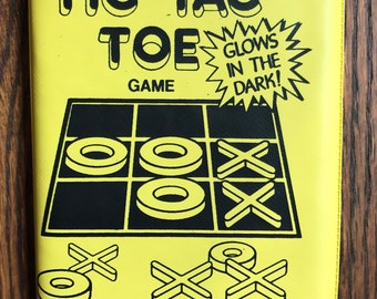 Magnetic Glow TIC-TAC-TOE  game