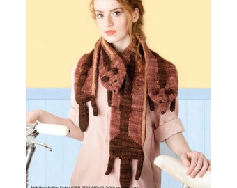 Mink Wrap Knitting Pattern Download (803722)