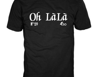 Back To The Future - Oh LaLa Magazine T-shirt