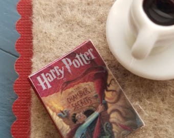 Harry Potter and the Chamber of Secrets Book Brooch