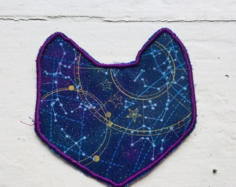 Space kitty patch