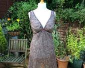 Vintage sheer nightie UK ...