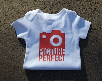 Picture Perfect T-Shirt or Bodysuit