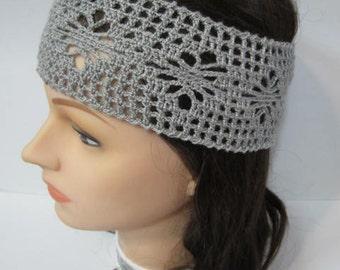 Adult Headband, Boho Headband,  Adult Head wrap, Lace Headband, Summer Headband, Yoga Accessories, Boho head band, Women Headband