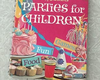 Betty Crocker Parties for Children, 1964