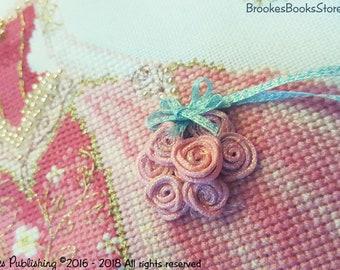 Brooke's Books #11 Sleeping Beauty - Fairy Tale Princess Dress Up - Cross Stitch ACCESSORY PACK
