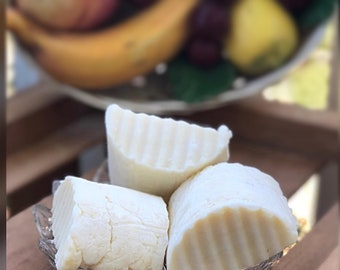 Lemon Verbena Hot Process Soap