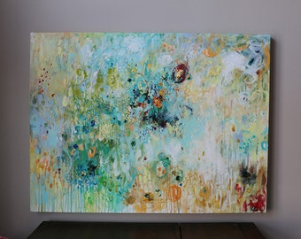 large painting-,modern abstract art, Abstract Painting Original Fine Art Acrylic, Artwork,abstract painting,