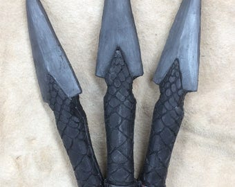 Combo: 3 dragon claws