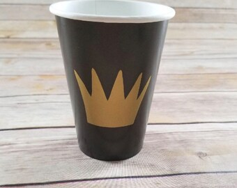 Where the Wild Things Are Custom Cups 9oz (10 Count)