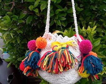 Fiesta Tassel Bag