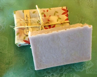 Handmade Soap | Natural Soap | Artisan Soap | Homemade Soap | Rosemary Soap |  2 Bars | Gift for Her | Handcrafted Soap | Guest Soap | Gift