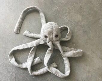 Ena the JellySquid: Soft Sculpture Stuffed Animal