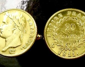 Napoleon 20 Franc Etsy