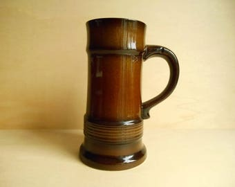 beer stein or tankard / Goebel / TOBAGO / W. Germany / 1972-1978