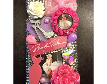 SALE! MM pretty in pink for iphone 6 Plus or 6S plus