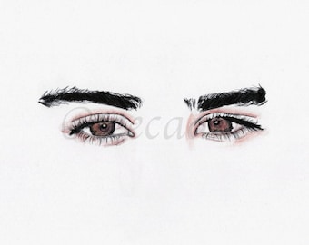 Zayn's Eyes
