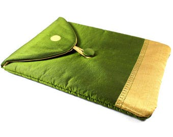 Lime Green iPad Case