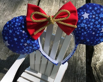 Ready to Ship Sorcerer's Apprentice Inspired Mickey Ears