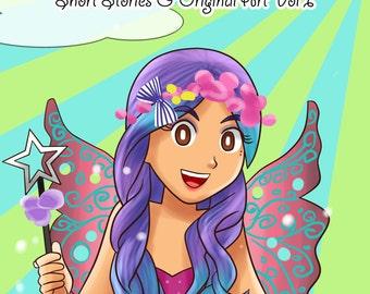 Lily The Fairy's Short Stories & Original Art Vol 1
