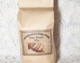 Beer Bread Mix, easy quick bread, quick bread, Beer Bread, Pizza Crust, herbed quick bread, Moeggenborg Sugar Bush
