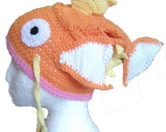 Hand Crocheted Magikarp HH232