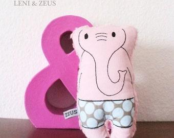 Jessie elephant stuffed animal