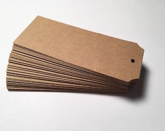 Die Cut, Hang Tags, Kraft Blank Tags, Price Tag, Gift Tag, Retail Tag, Card Stock CP-2002