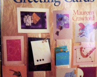 Handmade Greeting cards  by  Maureen Crawford