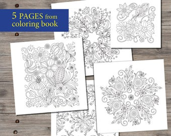 Colouring Pages Pdf For Adults : Angela davis portraits coloring pages for adults colouring