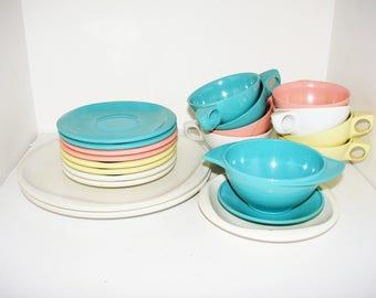 Boontonware 1950's Kitchen Melmac Melamine Lots Misc