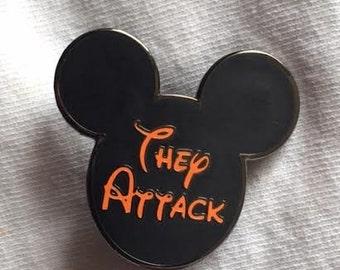 Phish / Pin /  They Attack