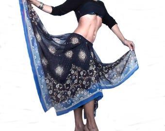Overskirt Bellywood for belly dance