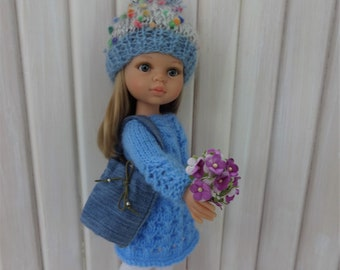 Set of clothes for Paola Reina dolls 32 cm,Corolle Les Cheries