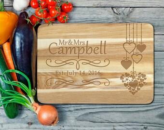 Cutting board,custom cutting board,wooden cutting board,engraved board,Oak cutting board,engraved board,Housewarming Gift,wood board,6032016