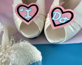 I DO Shoe Clips