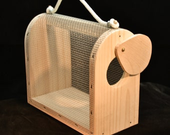 Wooden Bug and Critter Cage