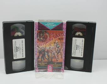 The clutching Hand VHS Cliffhanger Collection