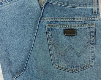 WRANGLER Ohio Jeans W30 L30 Blue Excellent