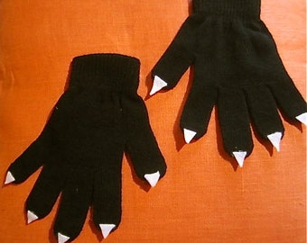 Monster claw gloves