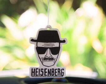 Heisenberg Air Freshener, inspired by Breaking Bad