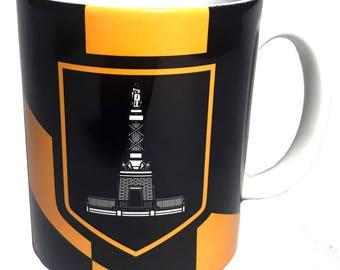 Baltimore City Flag Mug