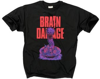 BRAIN DAMAGE T shirt