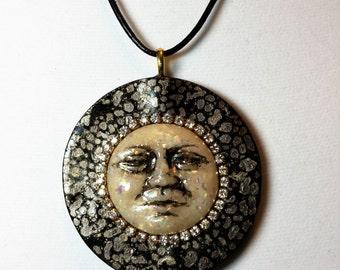 Bella Luna Pendant Necklace