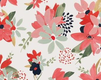 ORGANIC - Cloud9 Fabrics Frolic - Olema - 100% Certified Organic Cotton Fabric by the Yard