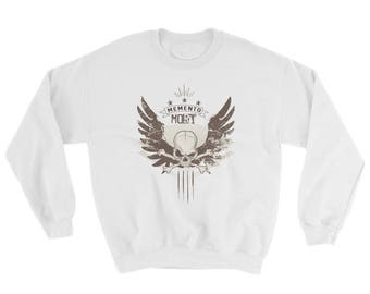 Memento Mori Remember Death Stoic Sweatshirt