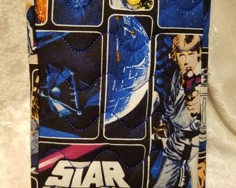 Star Wars Potholder/darth vader/luke skywalker/deathstar