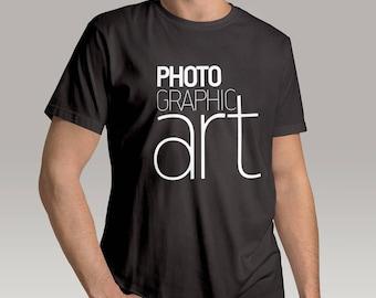 PhotoGraphic Art T-Shirt